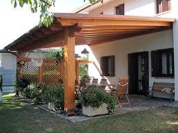 tettoie e pergolati in legno artigiana coperture foto e immagini di strutture tettoie e