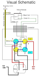 kfi winch wiring diagram for a kfi winch dimensions magnetic