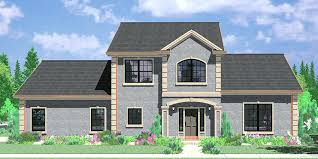 two story colonial house plans colonial cottage house plans processcodi