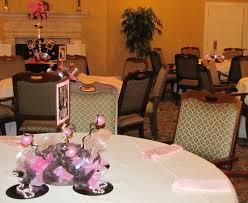 Pink And Brown Baby Shower Decorations Party People Event Decorating Company January 2011