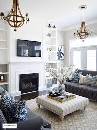 Living Room Design Room Family Gray Ideas Living Decor Walls