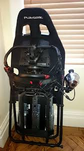 Challenge Setup Playseat Challenge With Th8a Shifter T3pa Pro Pedals Album On