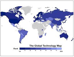 most high tech countries world top growing technology countries 2016 twb