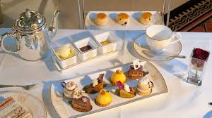 try an easter afternoon tea at a london hotel