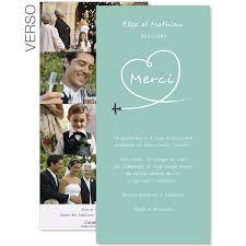 modele remerciement mariage carte de remerciement mariage style voyage