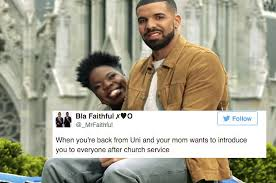 New Drake Meme - drake becomes a meme yet again thanks to his new saturday night
