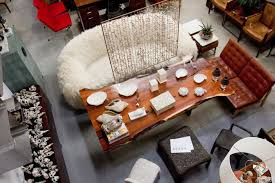 Second Hand Furniture Stores Los Angeles Ca Where Interiors Guru David Netto Finds Rare Tables On National