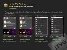 tv guide for android india tv guide for android iphone