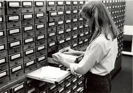 card catalogs what brockport from 1835 to today