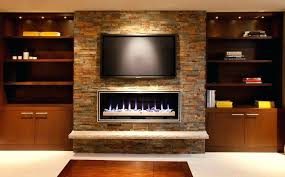 Contemporary Electric Fireplace Electric Fireplaces Contemporary Fireplace Classic Flame Insert
