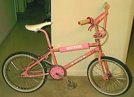 Hutch Bicycle Hutch All Pink Hollywood Edition Old Bmx Pinterest