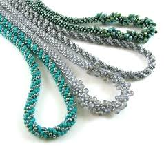 beading cord necklace images Kumihimo beaded necklaces spoilt rotten beads jpg