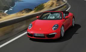 2012 porsche 911 carrera carrera s cabriolet first drive