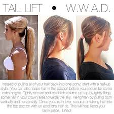 getting fullness on the hair crown 27 tips and tricks to get the perfect ponytail