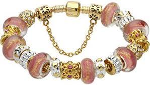beads bracelet pandora images Jewelry gold plated pandora style charm fashion jpg