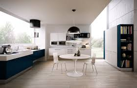 Kitchen Units Design by Blue Kitchen Units Interior Design Ideas