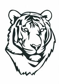 free coloring pages of detroit tiger clip art library