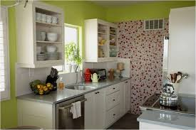 How To Decorate Kitchen Small Kitchen Decorating Genwitch