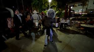 miami beach halloween party 2017 halloween on lincoln road in miami beach 2012 youtube