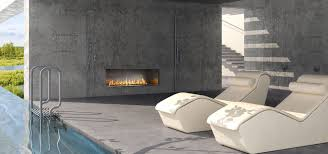 j series by european home modern outdoor gas fireplace linear