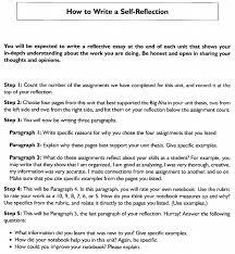 Reflective Essay Topic Ideas   LetterPile aIm wIn
