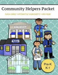 30 best preschool community helpers images on pinterest