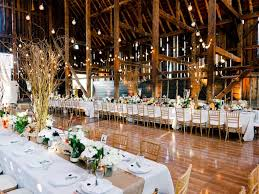 wedding venues in sacramento our rustic barn wedding lighting featured on martha stewart