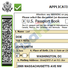 passport information requirements applications us passports info