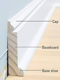 diy molding diy baseboards molding and trim the budget decorator