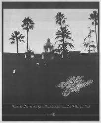 california photo album hotel california