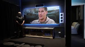 Screen Innovations Black Diamond Under Lights Youtube