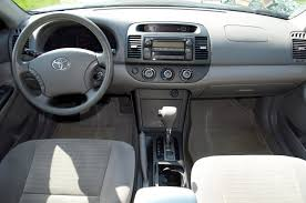2006 toyota camry information and photos zombiedrive