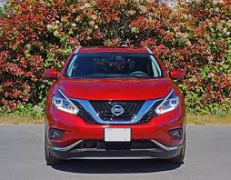 nissan murano red 2016 2016 nissan murano platinum road test review carcostcanada