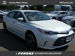2018 new toyota avalon hybrid xle plus at kearny mesa toyota