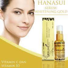 Serum Gold hanasui serum whitening gold original 11street malaysia serums