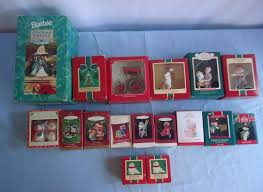 hallmark christmas ornaments keepsake lot of 20 vintage and modern