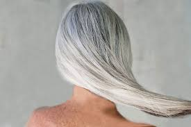 taming coarse grey hair gone gray how to care for your hair
