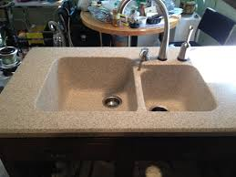 One Piece Kitchenette Good One Piece Kitchen Sink And Countertop - Kitchen sink melbourne