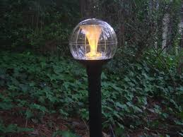 Solar Powered Patio Lights String by Exterior Design Contemporary Outdoor Lights Design With