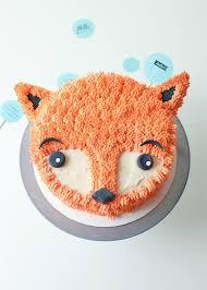 how to make a furry fox cake handmade charlotte