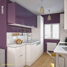 cuisine aubergine inspirant cuisine blanche mur aubergine photos