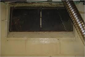 how to remove metal frame basement windows doityourself com