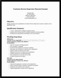 Well Written Resume Examples by Examples Of Resumes Create Charming Call Center Supervisor