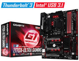 pc bureau ssd ga z170x ultra gaming rev 1 0 carte mère gigabyte