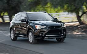 mitsubishi outlander 2016 black mitsubishi outlander review and photos