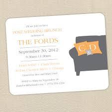 morning after wedding brunch invitation wording brunch wedding invitations yourweek 5694bceca25e