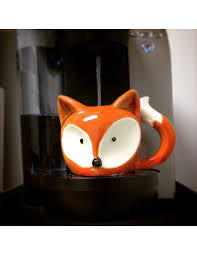 fox coffee mug unique gifts shop colorful gifts