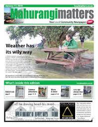bureau de change auber mahurangi mattters 17 jan 2018 by localmatters issuu