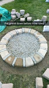 Simple Brick Patio With Circle Paver Kit Patio Designs And Ideas by Fire Pits Exciting Circular Brick Fire Pit Furniture Diy Round