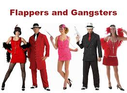 Flapper Gangster Couple Halloween Costumes Modern Valentine U0027s Costumes Halloween Costumes Blog
